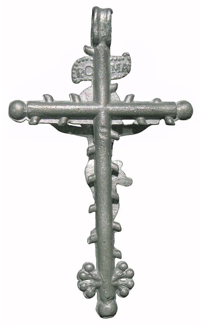 Crucifijos en plomo 4eZBQM