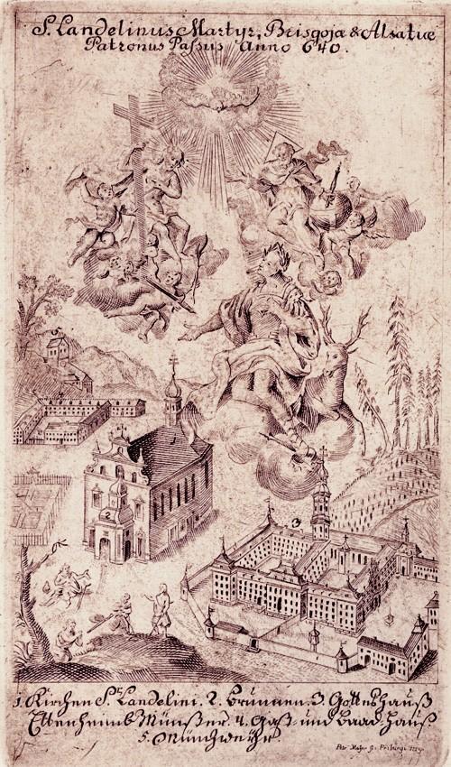 San Landelino / Virgen de Gracia - MR535 (R.M. SXVII-O431) 4oyHXE