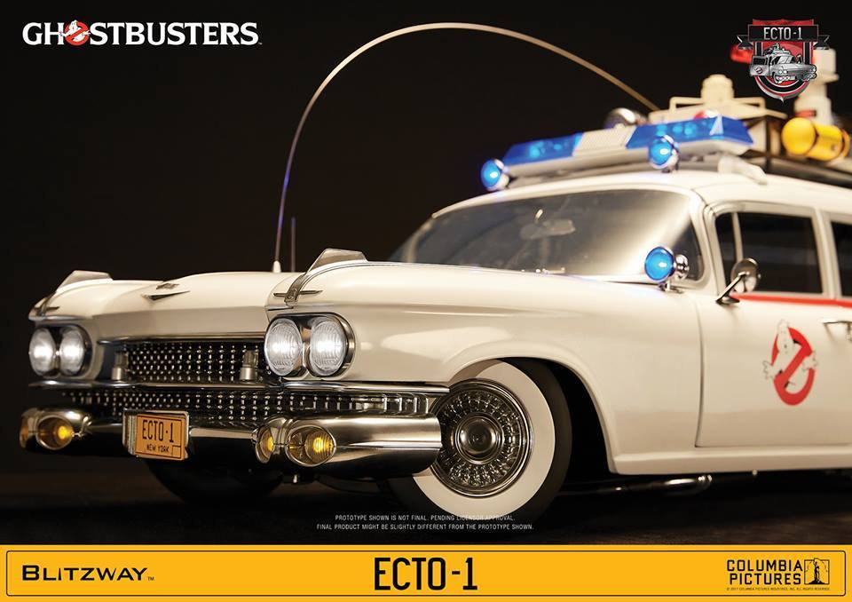 Ghostbusters - ECTO-1 54j4s4