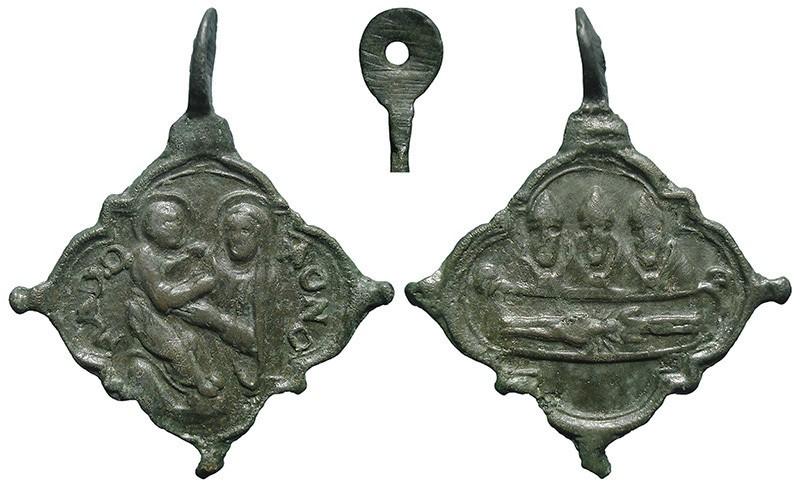Virgen de Mondovi / Sudario de Turín - MR759 (R.M. SXVII-Ot103) 66fzCC