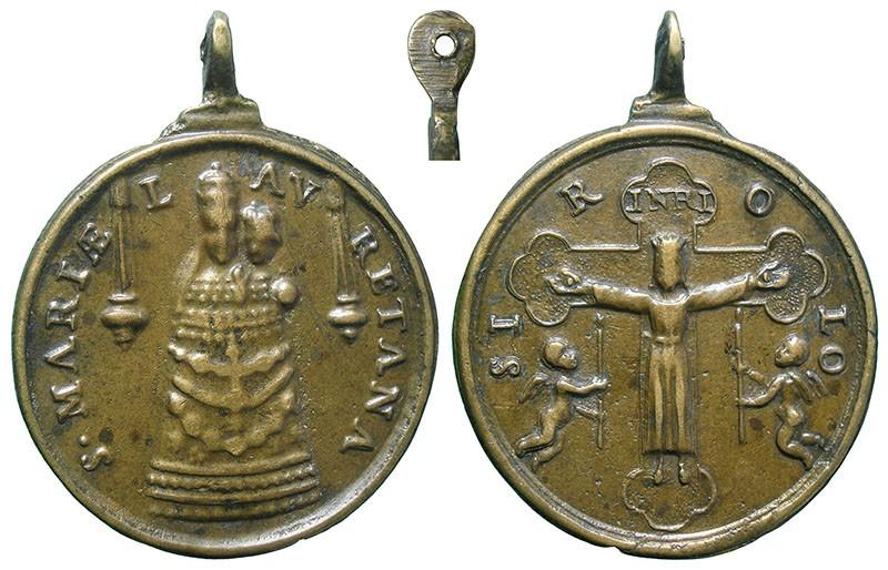 Virgen de Loreto / Cristo de Sirolo - MR772 (R.M. SXVII-C111) 6qnrDa