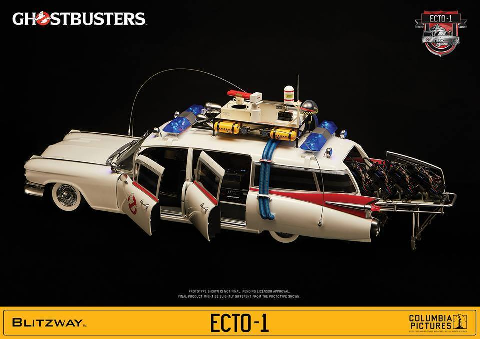 Ghostbusters - ECTO-1 7mbV5w
