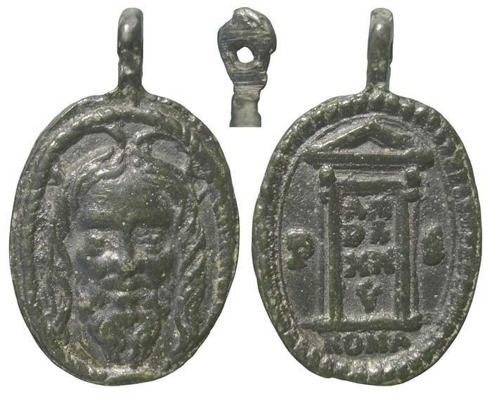Jubileo Romano de 1575 - MR519 (R.M. SXVI-O26) CS4FES