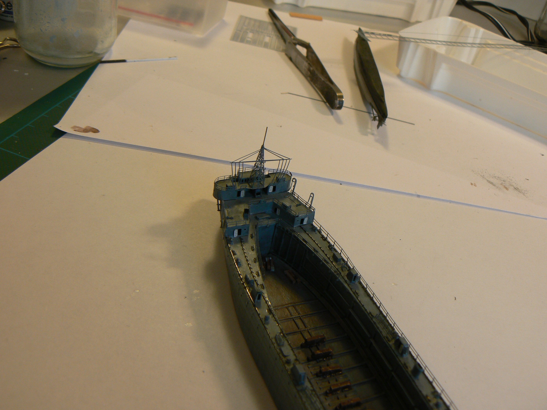 MARE ISLAND NAVAL SHIP YARD  1/700 - Page 2 DowtVo