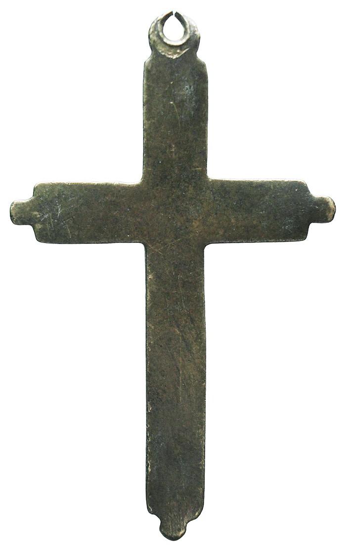 Cruz perlada - CC116  EScRkC