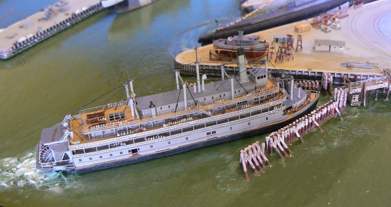 MARE ISLAND NAVAL SHIP YARD  1/700 KUFuHb