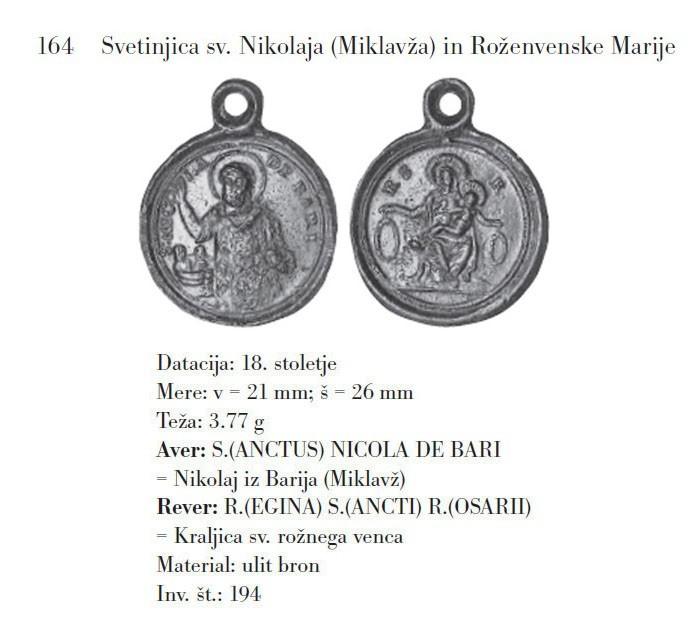 San Nicolás de Bari / Virgen del Rosario - MR575 (R.M. SXVIII-C145) LjzpKo