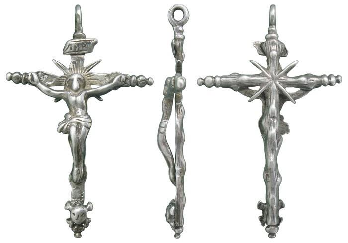 CC098 – Crucifijo barroco - CC098 M3OQpS