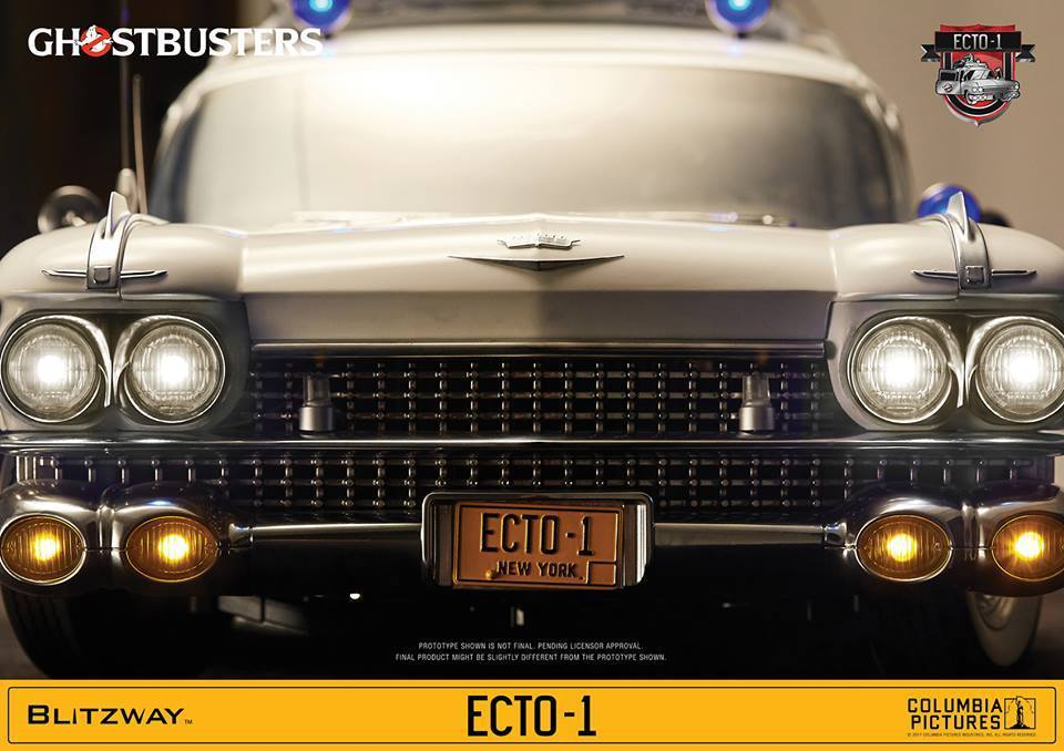 Ghostbusters - ECTO-1 NEZ1IE