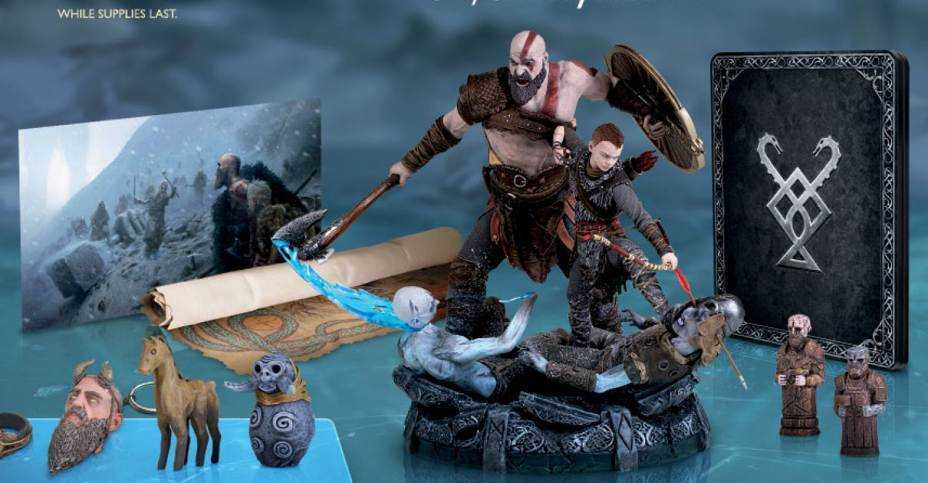 God of war [PS4] PGIrqq