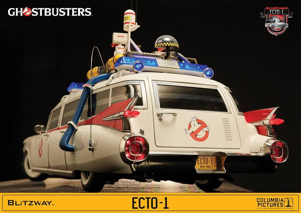 Ghostbusters - ECTO-1 Pl6oNW
