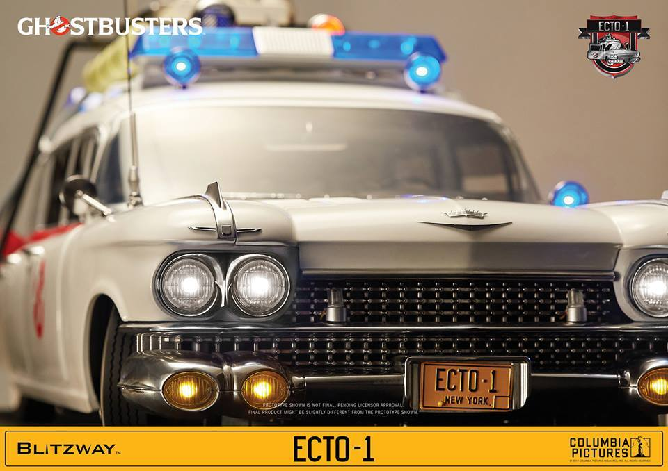 Ghostbusters - ECTO-1 QsvLbK