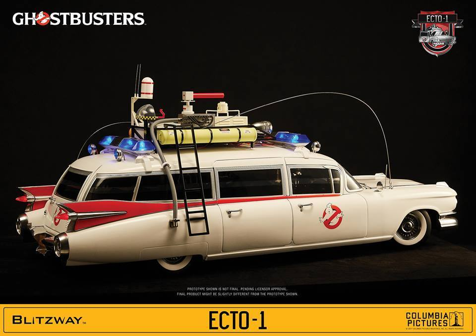 Ghostbusters - ECTO-1 VeeyOn