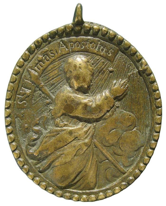 Santo Tomás Apóstol - MR520 WAgZWI