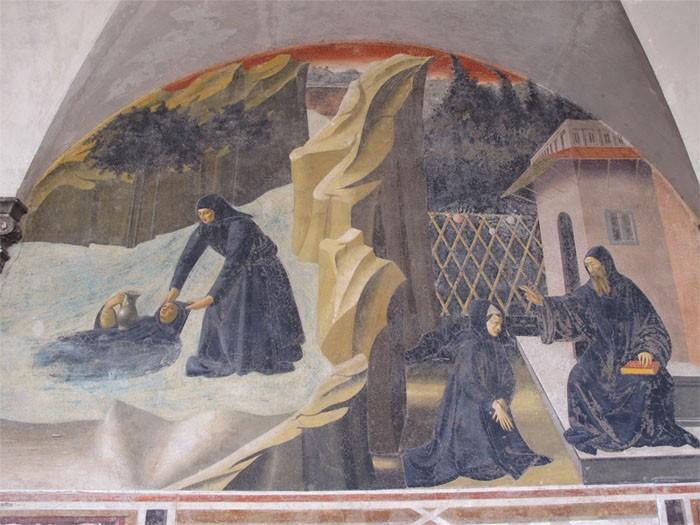 San Mauro de Glanfeuil / San Benito de Nursia - MR645 (R.M. SXVIII-C160) YOoJQj