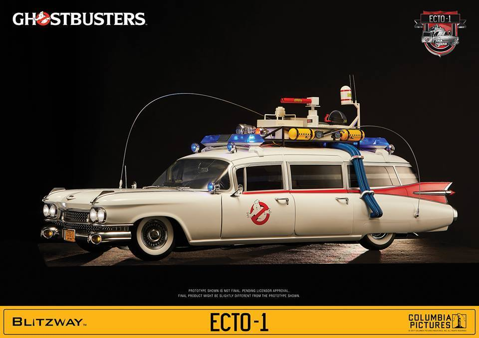 Ghostbusters - ECTO-1 AmkAWr