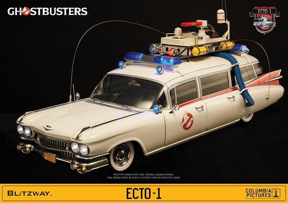 Ghostbusters - ECTO-1 Bxk8VT