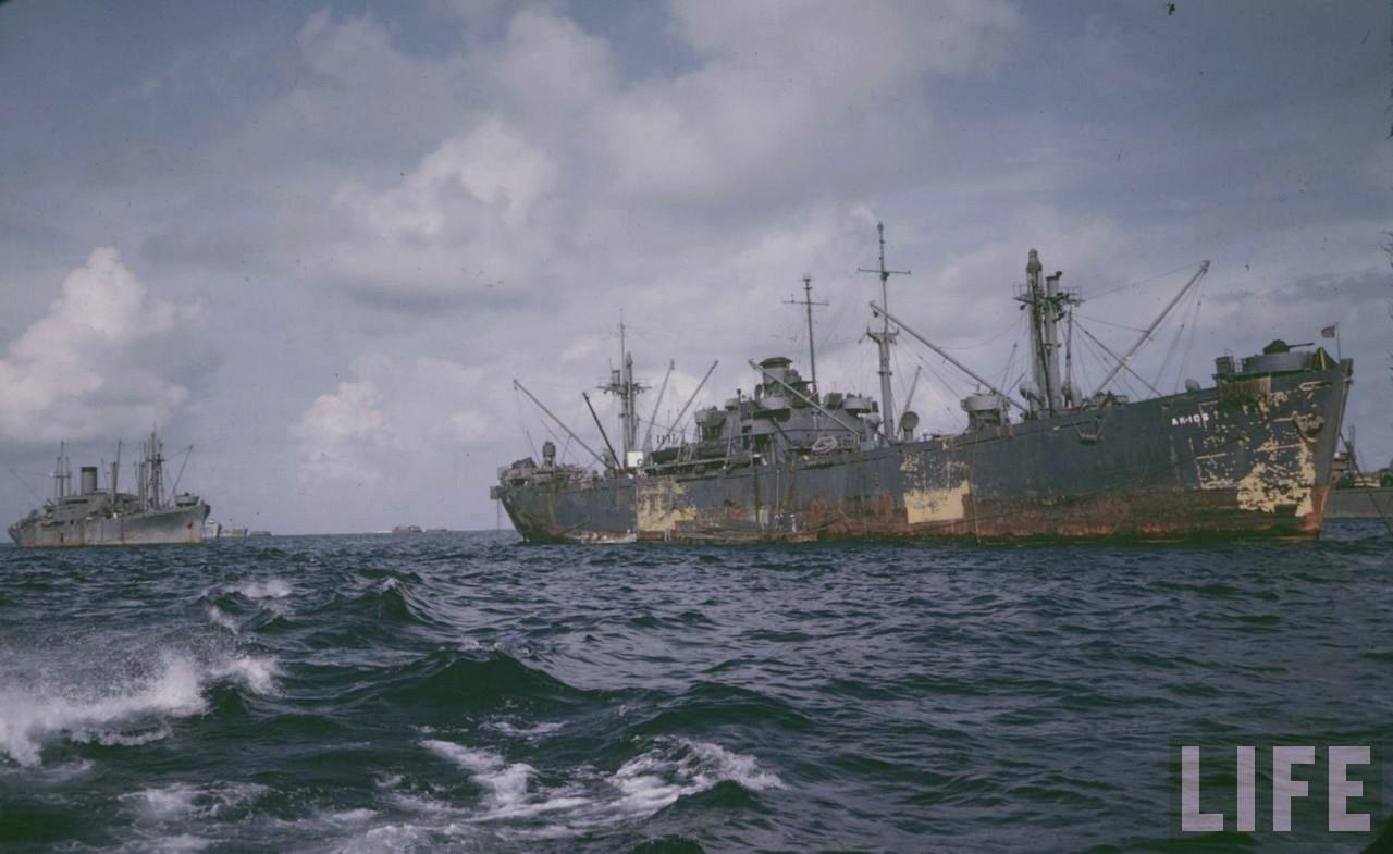 """Liberty ship   """" JOHN W BROWN""""  - Page 4 C1gimM"""
