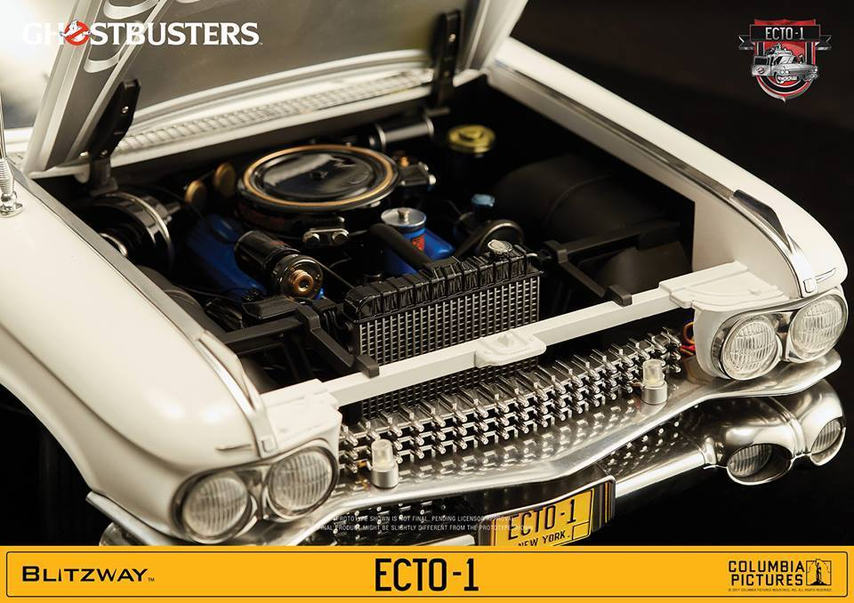 Ghostbusters - ECTO-1 Co1ECj