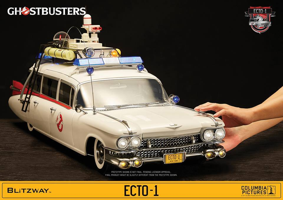 Ghostbusters - ECTO-1 Frg5W9