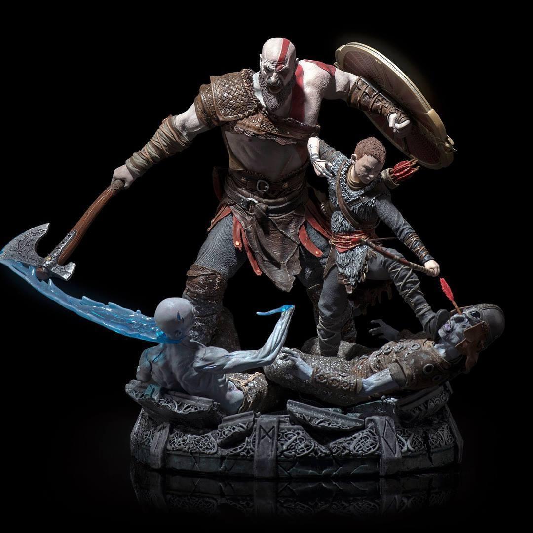 God of war [PS4] GXDbZb