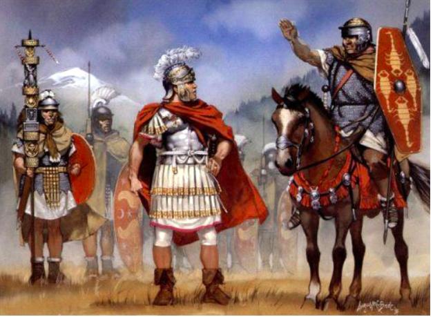 Garde Prétorien, 1er siècle A.D. (terminé) LxxVG6