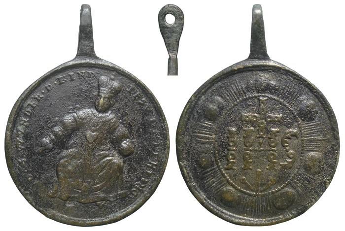 Niño Jesús de Kicklingen / IHS - Nomina Sacra - MR598- (SXVIII-C150) NsM3ut