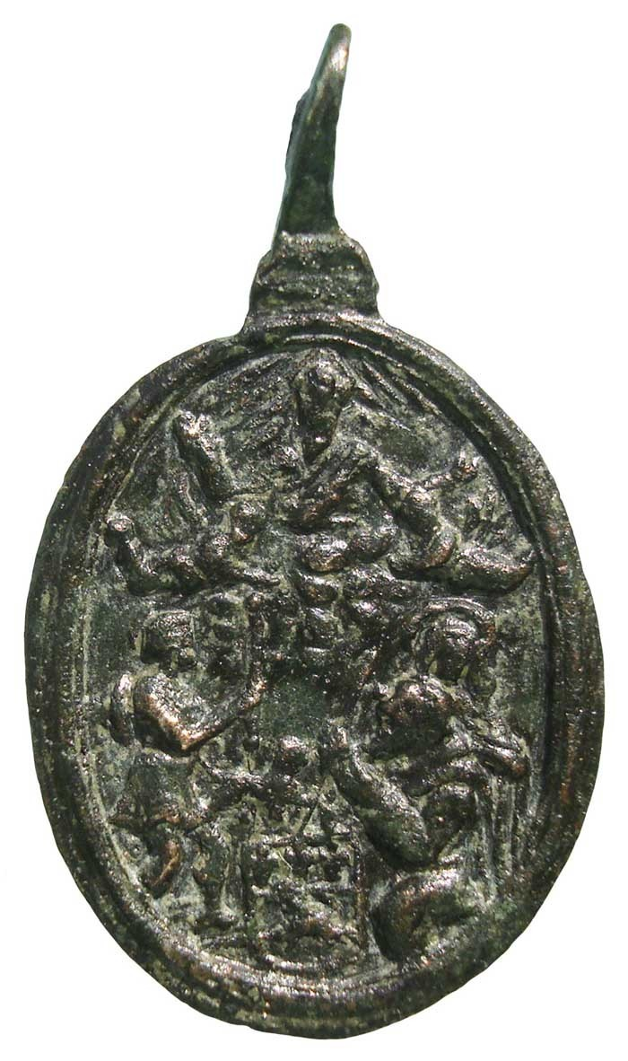 Medalla a identificar - MR541  OTEZUX