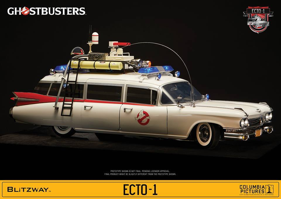 Ghostbusters - ECTO-1 OzRh6W
