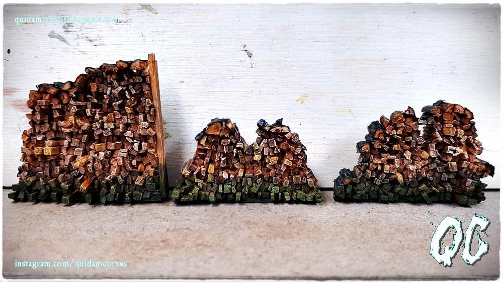 [Tutorial] Teufelsberg, Piles of wood. Qt3Mfh