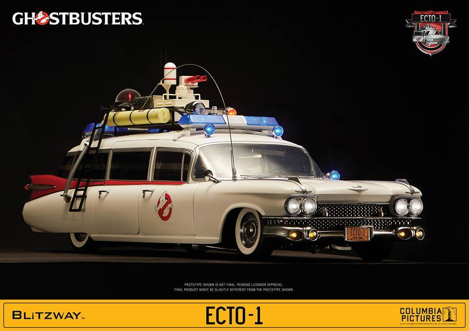 Ghostbusters - ECTO-1 Tur5uK