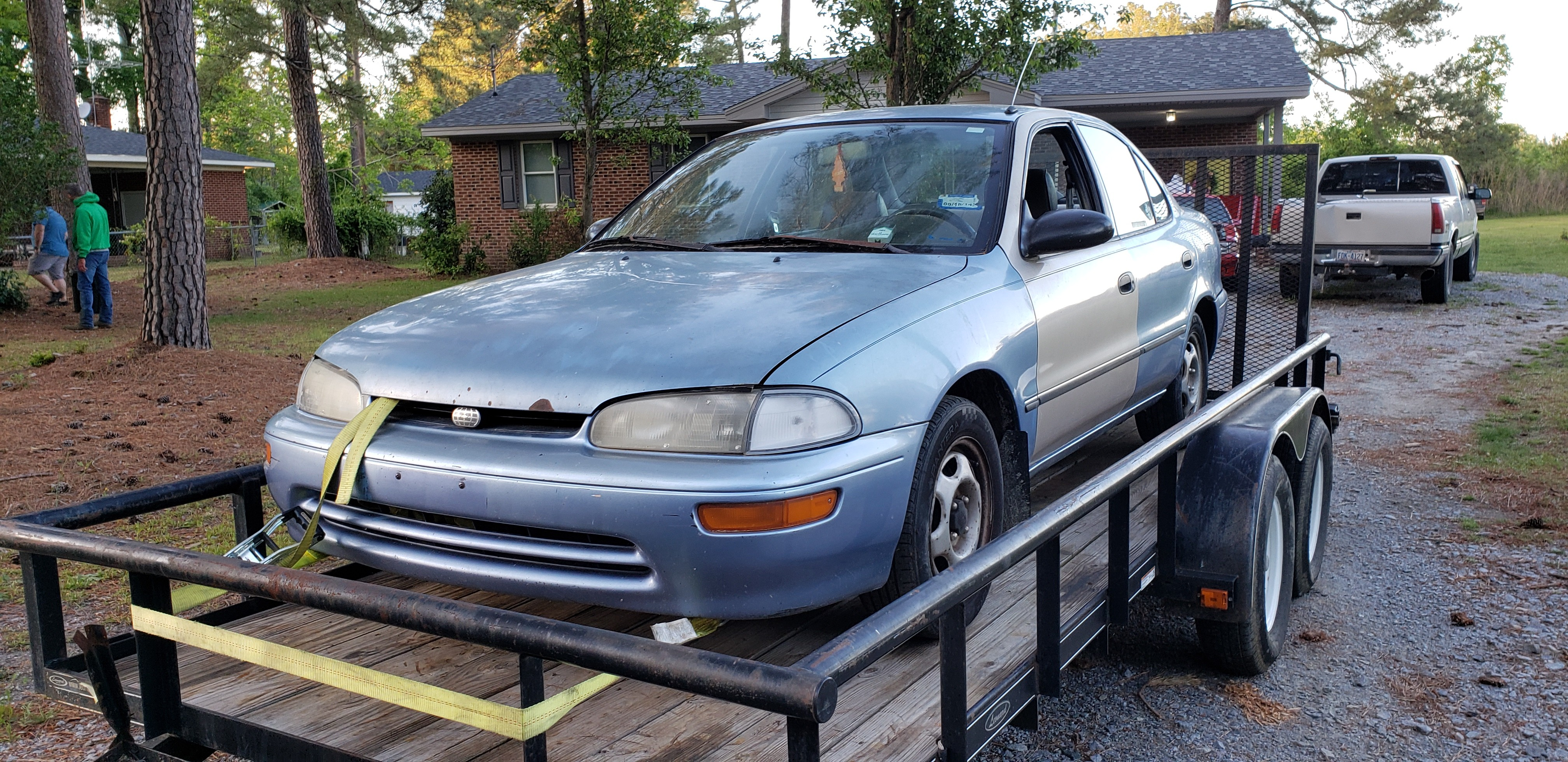 Not a Corolla, sorta...... Prizm build in North Carolina Uql2FY