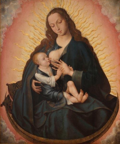 Medalla calada  Virgen de la Leche - AS013 (R. Cat. PFV Virgen de la leche) Wu1KcG