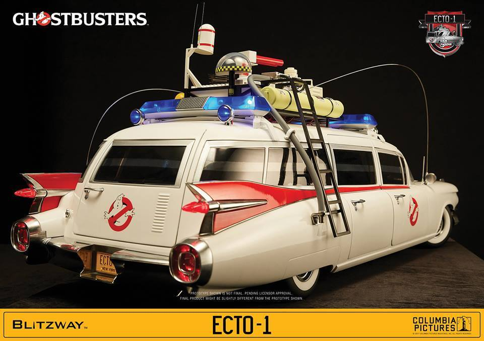 Ghostbusters - ECTO-1 YlucDX