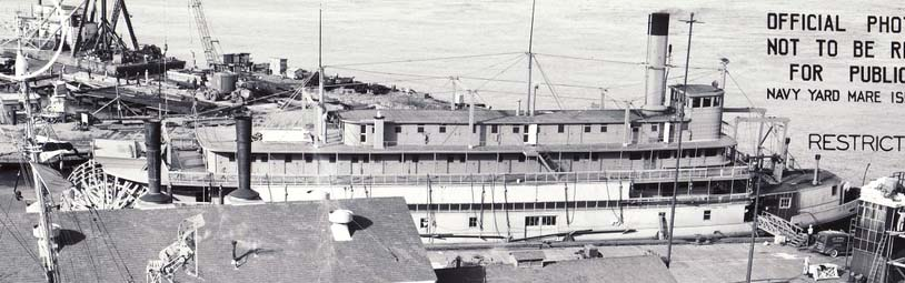 MARE ISLAND NAVAL SHIP YARD  1/700 Ynjx3b