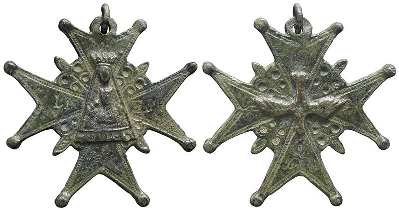 Cruz de Confradía de N-D de Liesse  ( Espíritu Santo) - CC137 1MjMfm