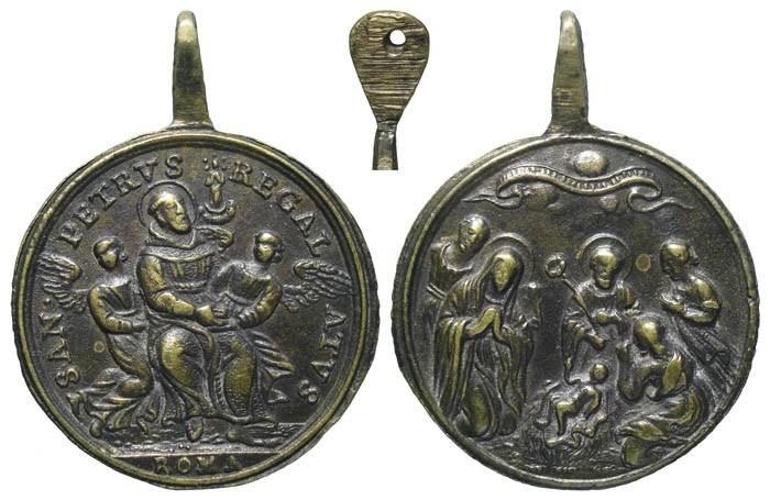 San Pedro Regalado / Adoración de los pastores - MR561- (R.M. SXVIII-C139) 27eBFf