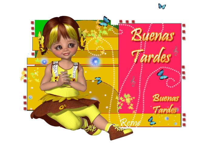 01 -TARJETAS BUENAS TARDES - Página 16 45evXT