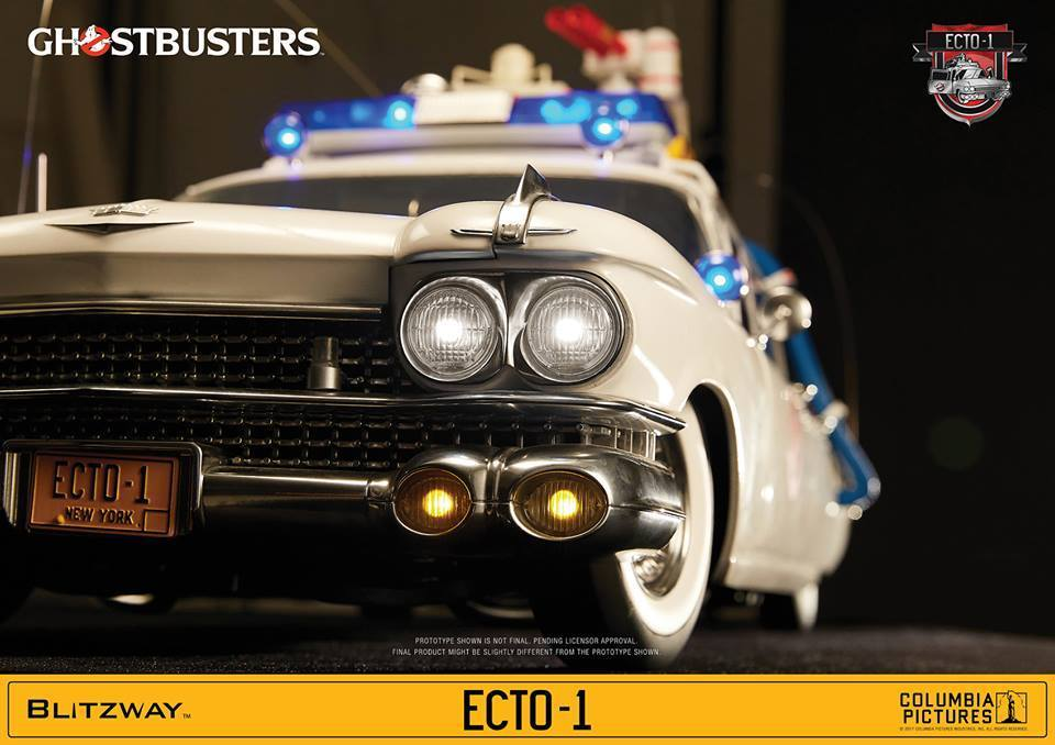 Ghostbusters - ECTO-1 4GR7nS