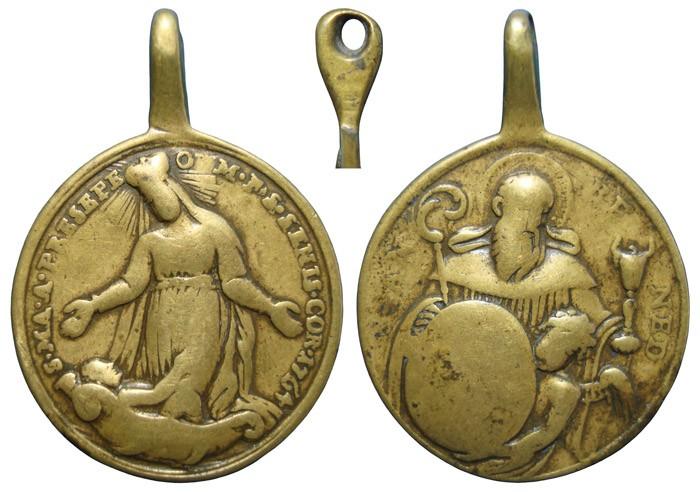 Virgen del Pesebre – San Benito - MR675 (R.M. SXVIII-O425) 4R3hzW