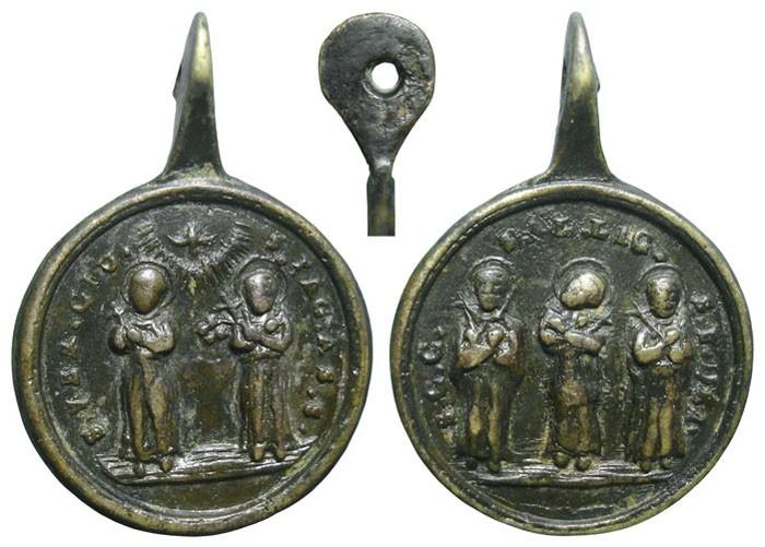 Cinco santos canonizados en 1839  - DI032 - (R.M. SXIX-C27 ) 8geLm0