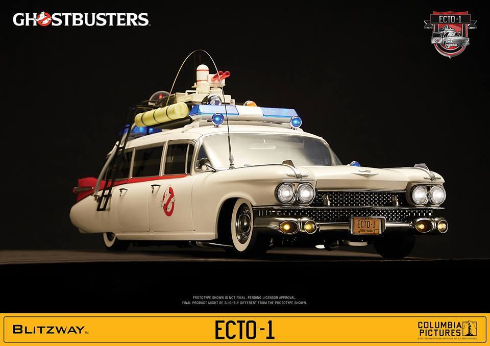 Ghostbusters - ECTO-1 AHGZEw