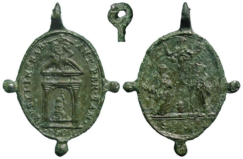 Jubileo de 1600 - Puerta Santa / San Pedro y San Pablo - MR157 B69JTu