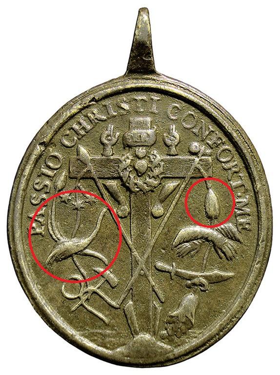 Símbolos de la Pasión de Cristo CbEASD