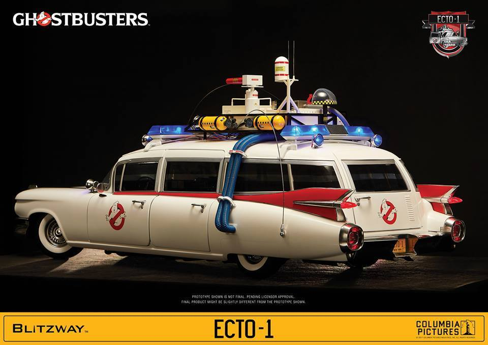 Ghostbusters - ECTO-1 DhqxsL