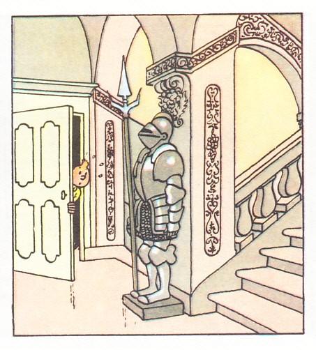 Le Château de Moulinsart, 1/60 scratch par migou31 - Page 6 EVlEx4