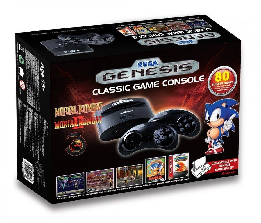 La Sega Mega Drive retournera bientôt en production I0wBPi