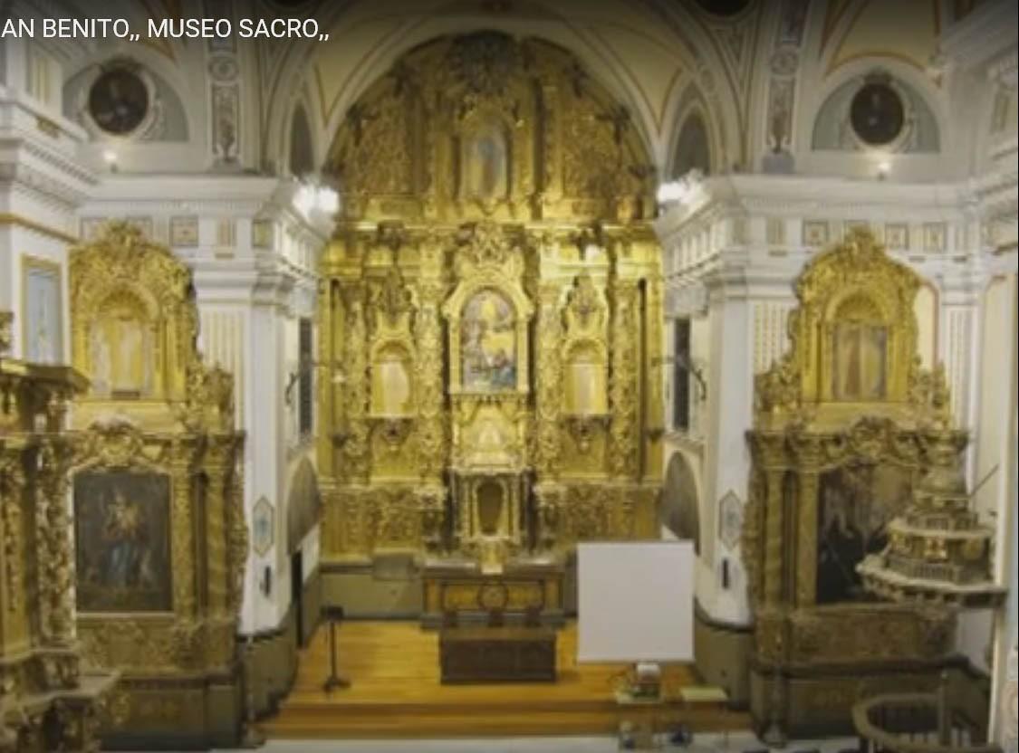 Santa Escolástica / Nuestra Señora del Socorro - MR490 (R.M. SXVIII-O306) KfWgSn