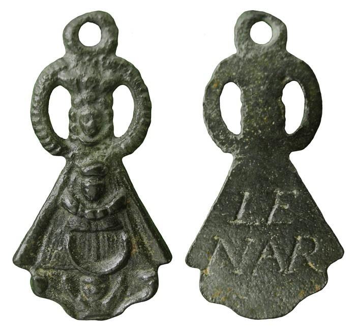 Virgen del Henar - MF(005) (R.M. PFV-Henar 6) LCmbHf