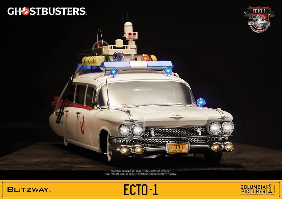 Ghostbusters - ECTO-1 NQjjat